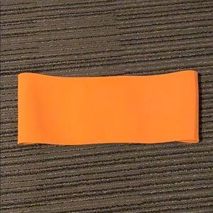 Orange Hoaka Swimwear bikini top